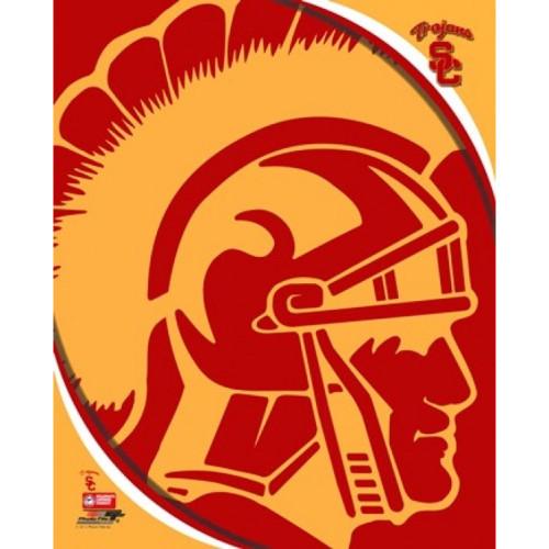 "USC Trojans NCAA Logo Photo - 8"" x 10"""