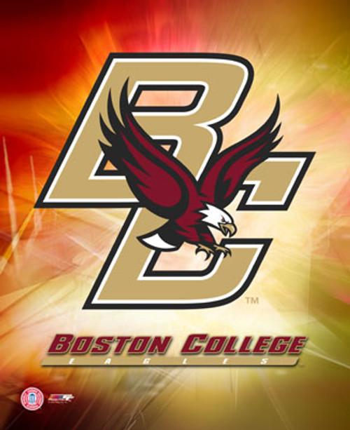 """Boston College Eagles NCAA Logo Photo - 8"""" x 10"""""""
