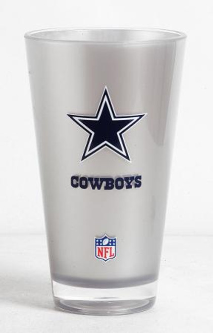 Dallas Cowboys NFL Insulated Tumbler Glass Cup