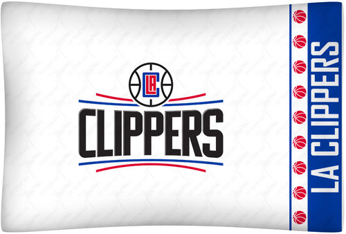 Los Angeles Clippers NBA Pillowcase
