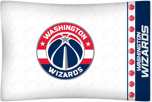 Washington Wizards NBA Pillowcase