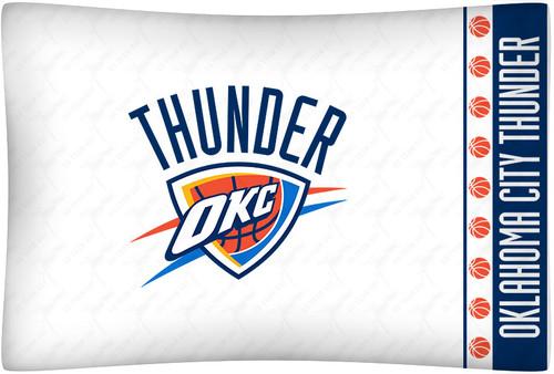 Oklahoma City Thunder NBA Pillowcase