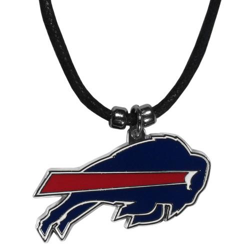 Buffalo Bills Cord Necklace