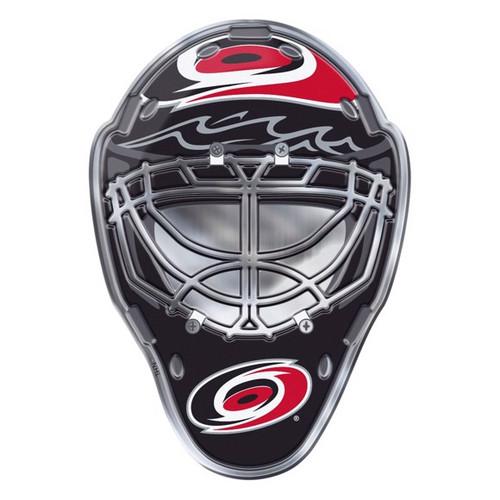 Carolina Hurricanes NHL Embossed Helmet Emblem