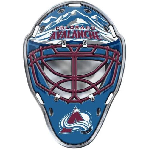 Colorado Avalanche NHL Embossed Helmet Emblem