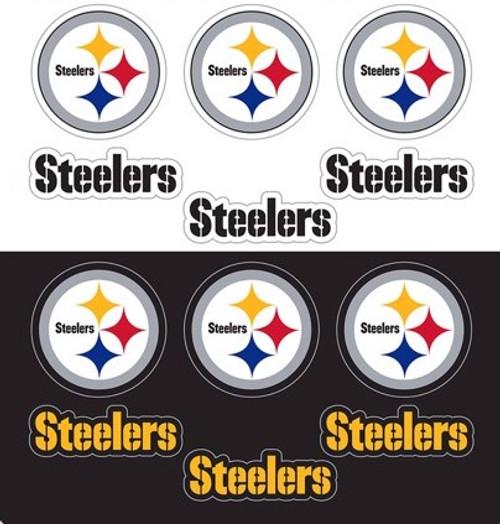 Pittsburgh Steelers Logo Mini Decals