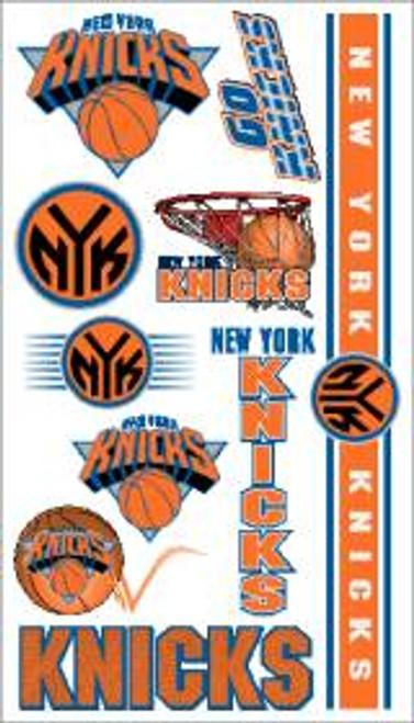 New York Knicks NBA Temporary Tattoos