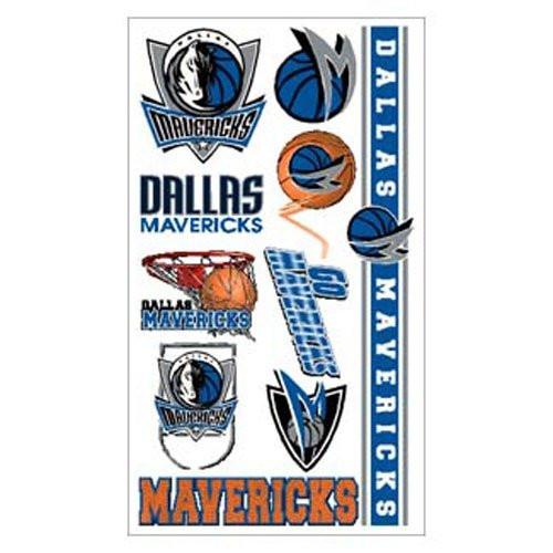 Dallas Mavericks NBA Temporary Tattoos