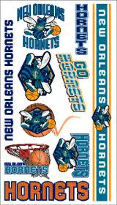 New Orleans Hornets NBA Temporary Tattoos