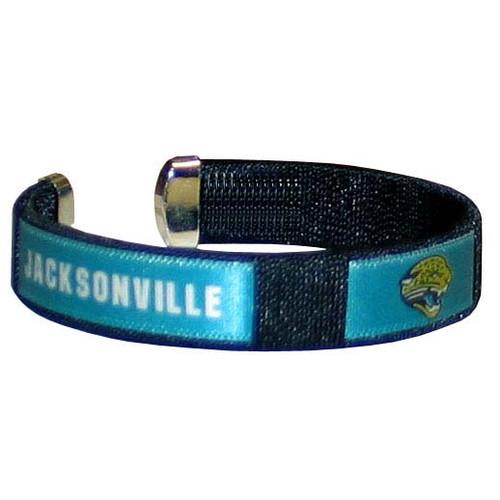 Jacksonville Jaguars NFL Band Bracelet