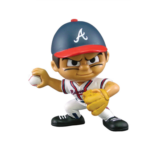 Atlanta Braves MLB Toy Collectible Pitching Figure