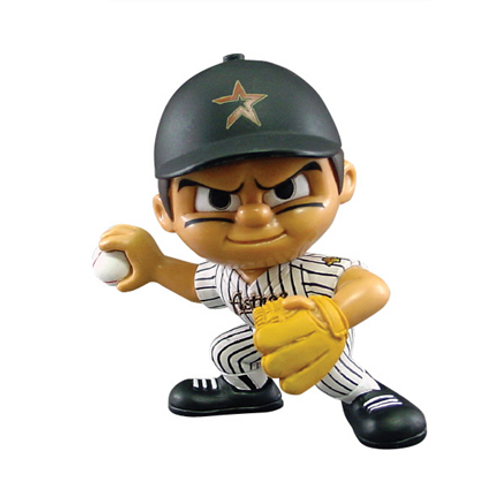 Houston Astros MLB Toy Collectible Pitching Figure