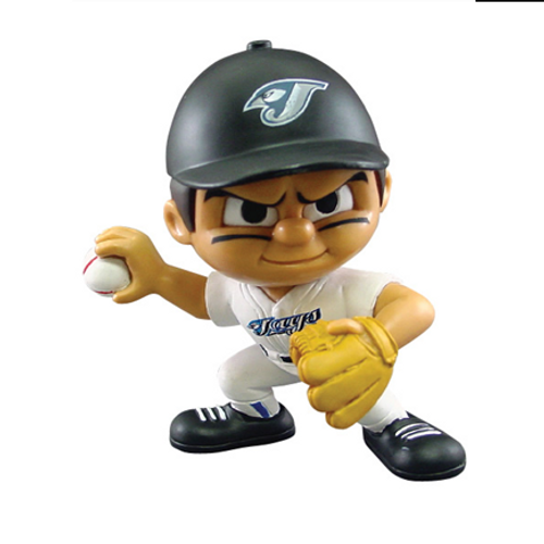 Toronto Blue Jays MLB Toy Collectible Pitching Figure