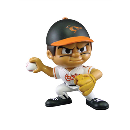 Baltimore Orioles MLB Toy Collectible Pitching Figure
