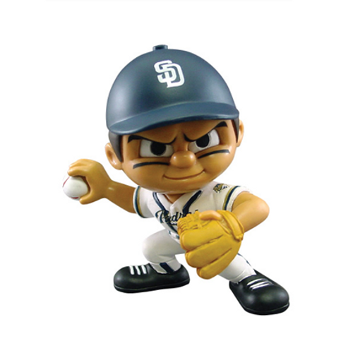San Diego Padres MLB Toy Collectible Pitching Figure