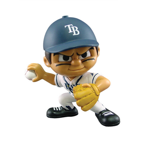 Tampa Bay Rays MLB Toy Collectible Pitching Figure