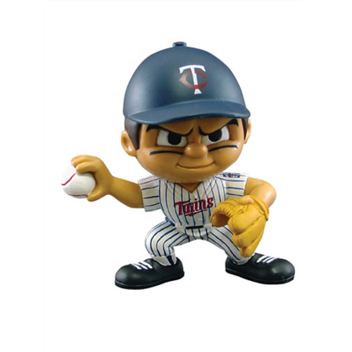 Minnesota Twins MLB Toy Collectible Pitching Figure
