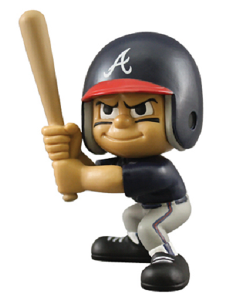 Atlanta Braves Action Figure Toy - Batter