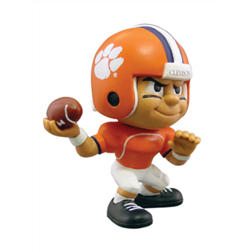 Clemson Tigers NCAA Toy Collectible Quarterback Figure