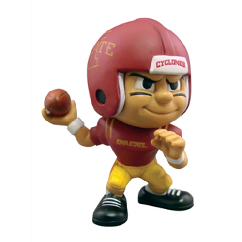 Iowa State Cyclones Toy Collectible Quarterback Figure