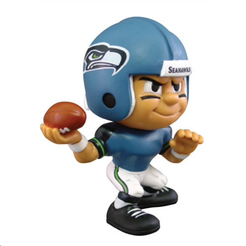 Seattle Seahawks NFL Toy Collectible Quarterback Figure