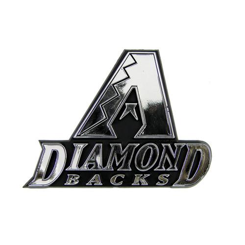 Arizona Diamondbacks MLB 3D Chrome Emblem Decal Sticker
