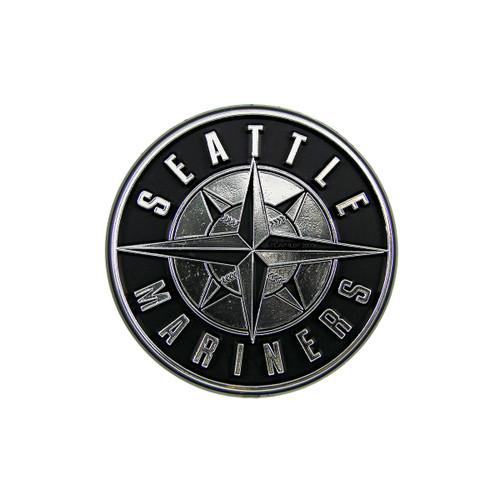 Seattle Mariners Molded Chrome Emblem