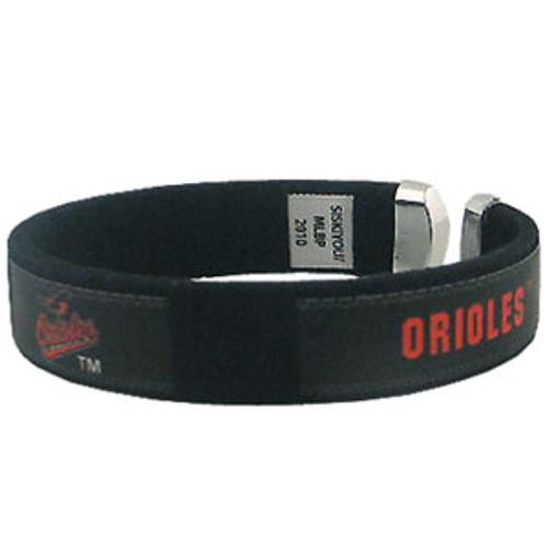 Baltimore Orioles MLB Fan Band Bracelet