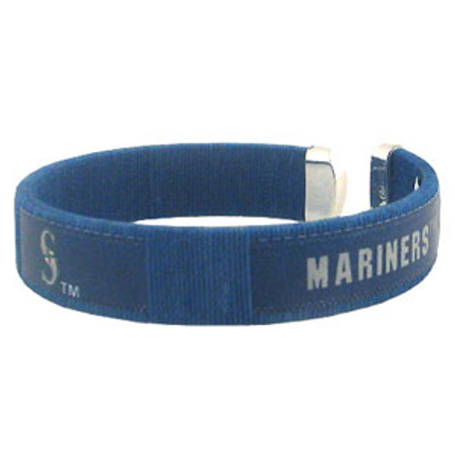 Seattle Mariners MLB Fan Band Bracelet