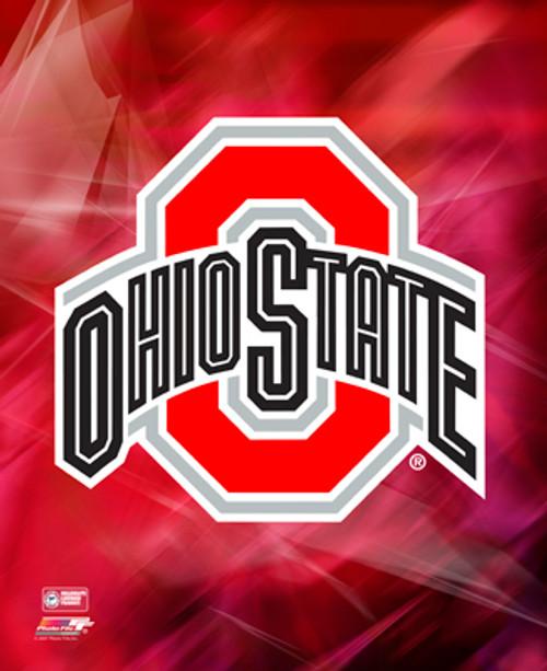 "Ohio State Buckeyes NCAA Logo Photo - 8"" x 10"""