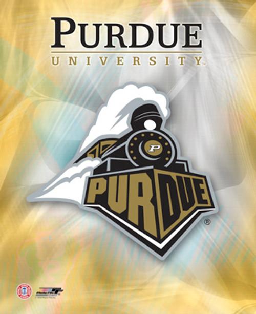 "Purdue Boilermakers NCAA Logo Photo - 8"" x 10"""