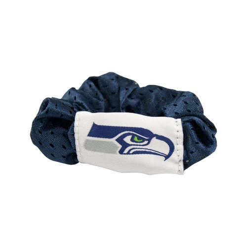 Seattle Seahawks NFL Scrunchie Hair Twist Tie