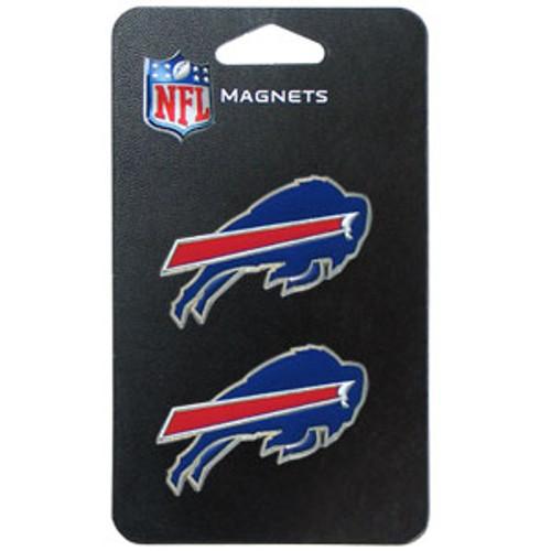 Buffalo Bills NFL 3D Logo Magnet Set (2)