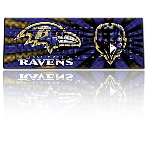 Baltimore Ravens NFL Wireless Keyboard