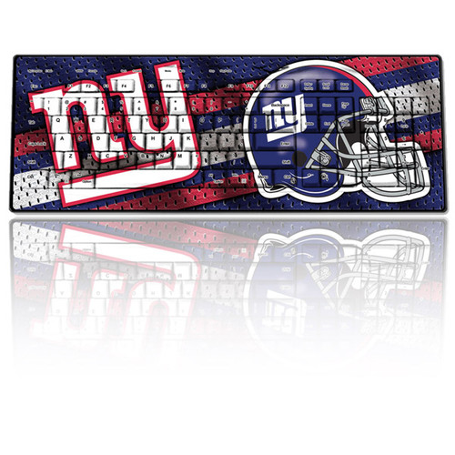 New York Giants NFL Wireless Keyboard