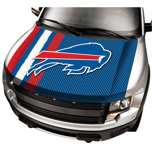Buffalo Bills NFL Automobile Hood Cover
