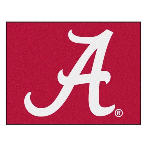 Alabama Crimson All Star Mat