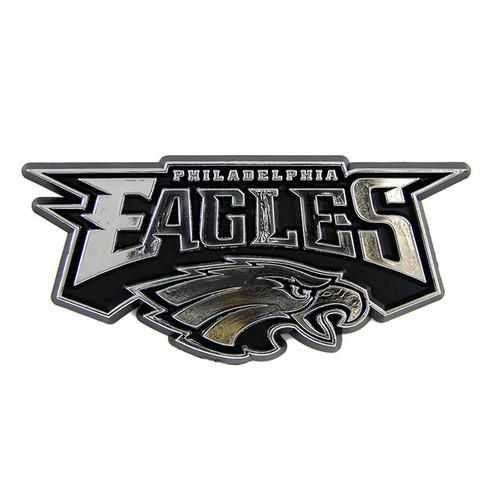 Philadelphia Eagles Molded Chrome Emblem