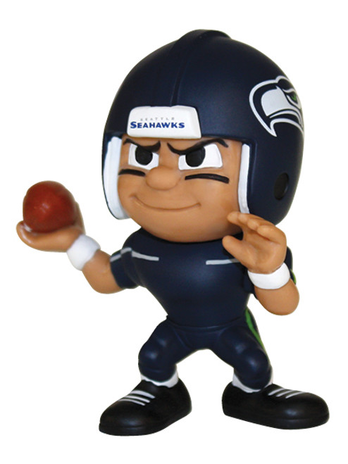 Seattle Seahawks NFL Toy Quarterback Collectible Figure