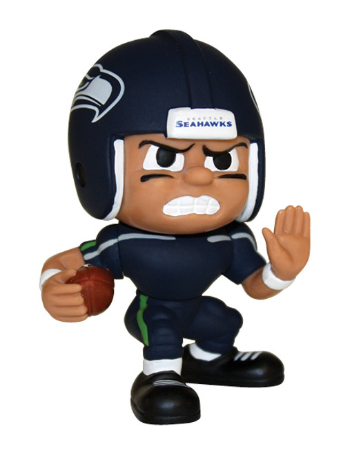 Seattle Seahawks NFL Toy Running Back Collectible Figure