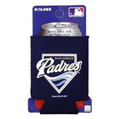 San Diego Padres MLB Can Cooler