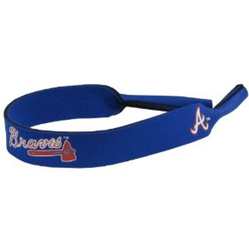 Atlanta Braves MLB Sunglasses Holder Strap Croakies