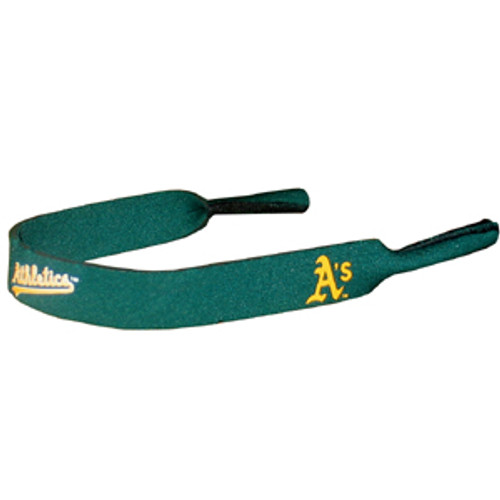 Oakland Athletics MLB Sunglasses Holder Strap Croakies
