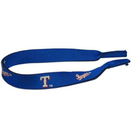 Texas Rangers MLB Sunglasses Holder Strap Croakies