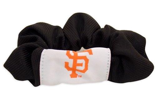 San Francisco Giants MLB Scrunchie Hair Twist Tie