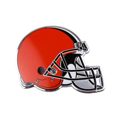 Cleveland Browns Embossed Color Emblem