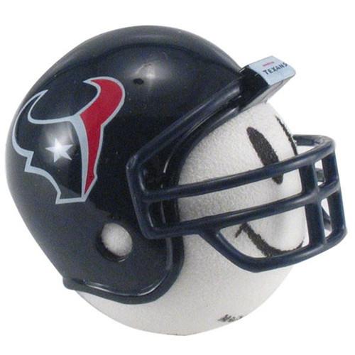 Houston Texans NFL Helmet Dangler Antenna Topper Ornament