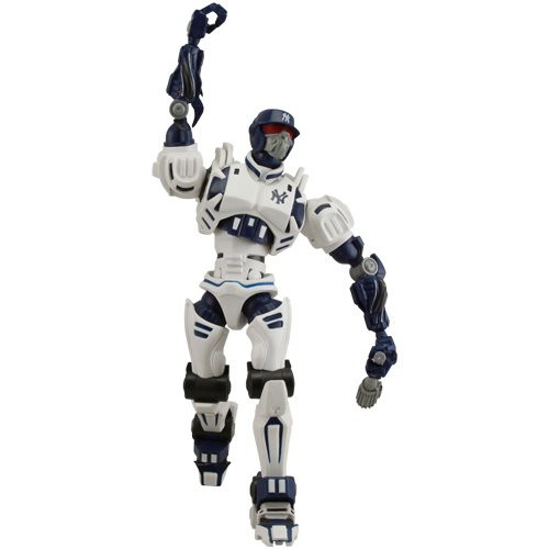 New York Yankees MLB Action Figure Robot