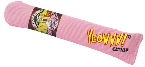 Cat Toy Cigar Pink Its A Girl Catnip