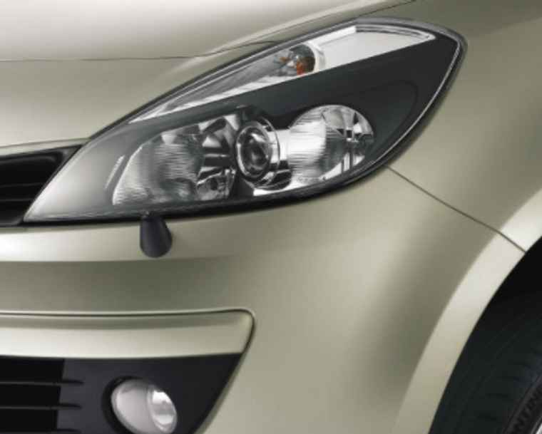 Renault 260604129R MEGANE III HEADLAMP LEFT discounted and shipped worldwide by allcarpartsfast.co.uk in the UK